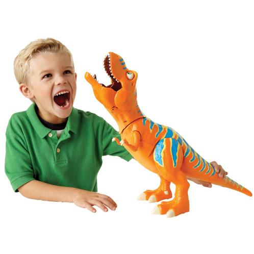Jouet interactif Dino Train : Boris le T-Rex