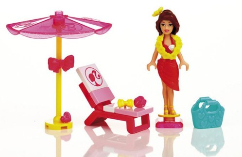 Kit Barbie Build'n Style - Téresa Jeux d'eau