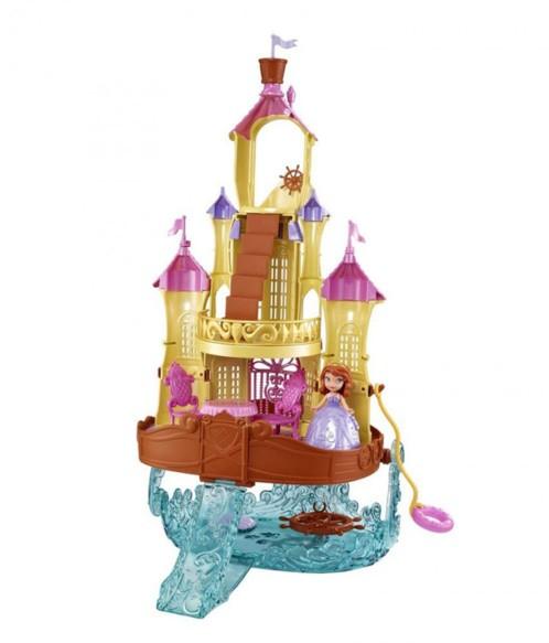 La maison de vacances de Princesse Sofia
