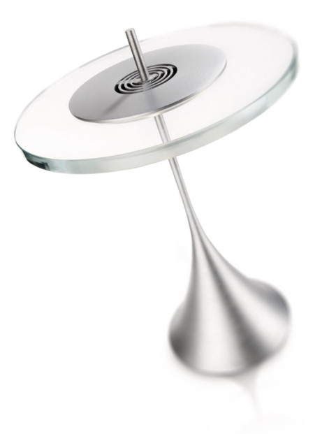 lampe de bureau design philips instyle ledino vidro