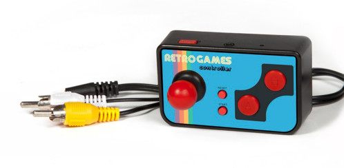 Mini Console De Jeux Retrogaming Retro Mini Tv Games Thumbs Up