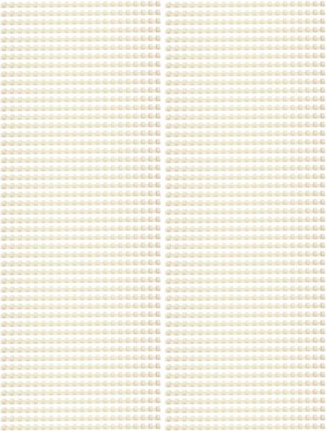 pack de 100 peignes anneaux de reliure 20 mm blanc pour carnet A4 relieuse