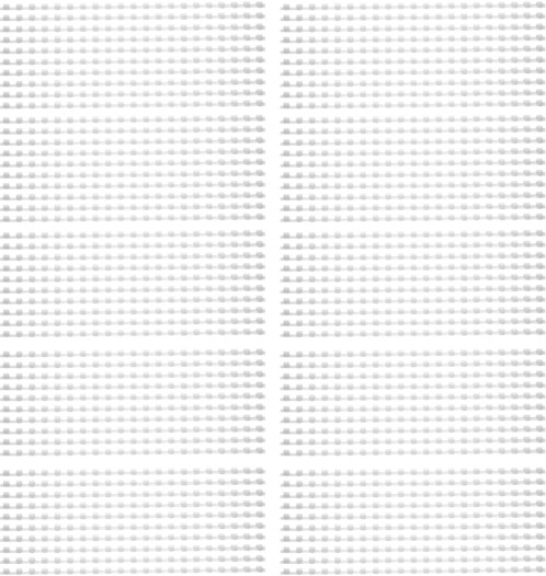pack de 100 peignes anneaux de reliure 8 mm blanc pour carnet A4 relieuse