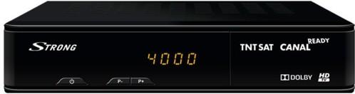Récepteur TNT SAT HD  Strong SRT 7404 (reconditionné)
