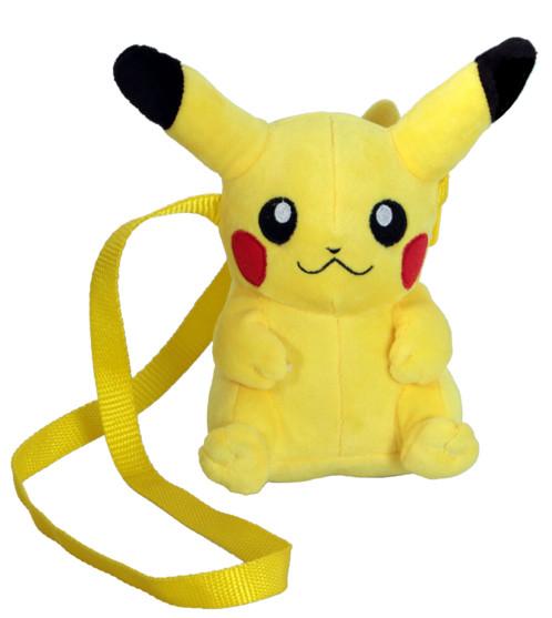sac à bandoulière pokemon pikachu pour enfants 15 cm