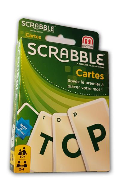 jeu de société spécial voyage scrabble dash