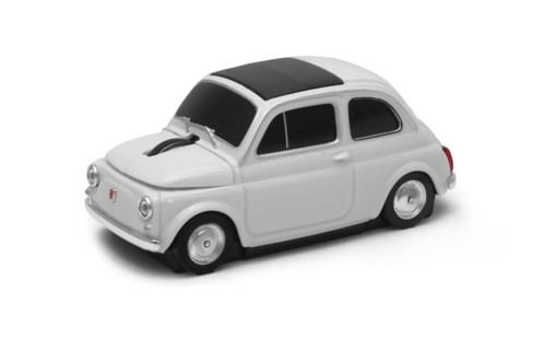 souris optique sans fil design fiat 500 r tro de 1957. Black Bedroom Furniture Sets. Home Design Ideas