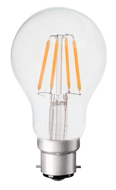 ampoule led filament 5w avec culot ba onnette b22 v tac. Black Bedroom Furniture Sets. Home Design Ideas