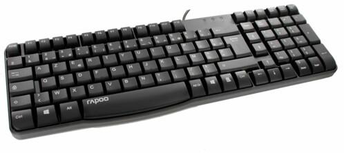 Clavier USB Rapoo N2400
