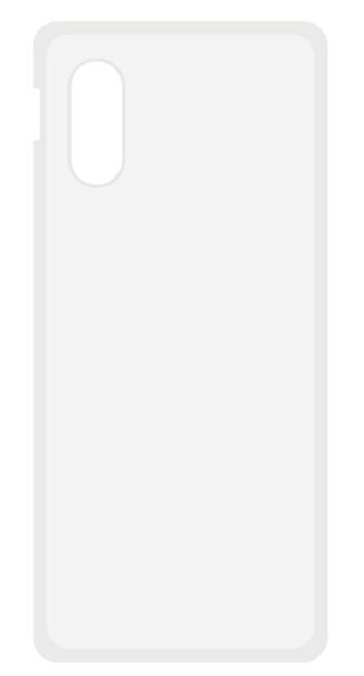 Coque de protection pour iPhone XR - Transparent