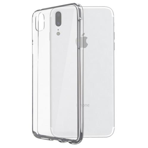Coque de protectionpour iPhone X / XS - Transparent