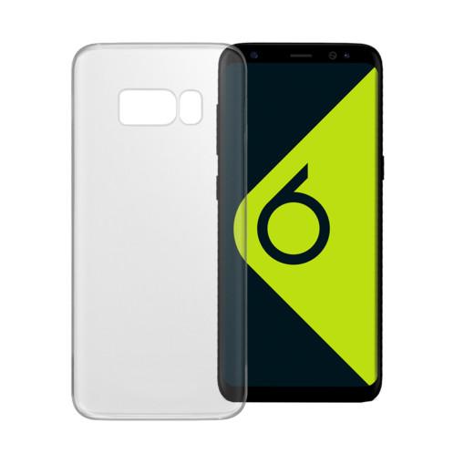 Coque transparente TPU pour Samsung Galaxy S8+