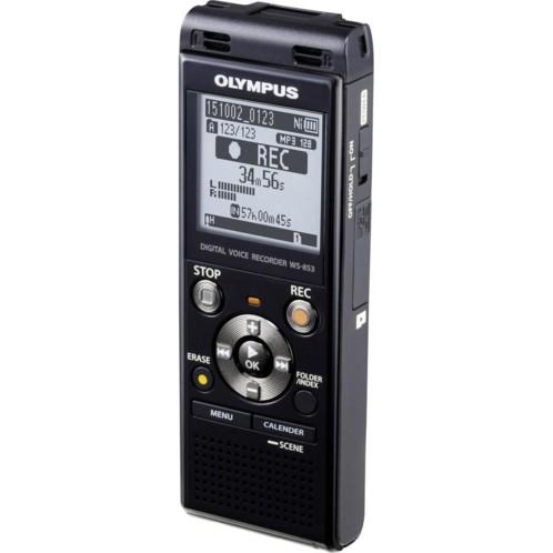 Dictaphone numérique Olympus WS-853 + Dragon Recorder Edition 12