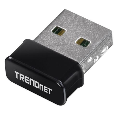 dongle USB pour wifi 150mbps et bluetooth 4.0 pour windows trendnet tbx 108ub