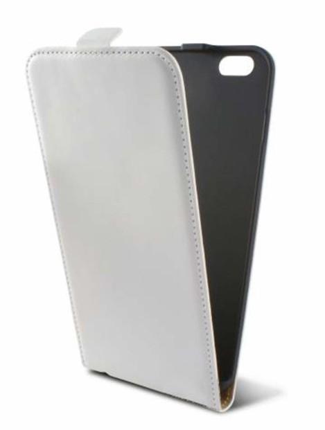 Étui à clapet Flip pour iPhone 6 et 6S - Blanc