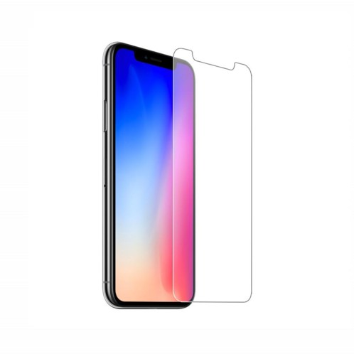 Façade de protection pour iPhone XR et iPhone11 en verre 9H