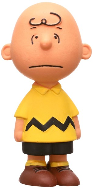 Figurine Snoopy : Charlie Brown