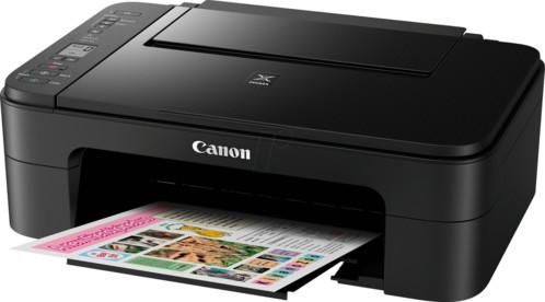 imprimante compacte multifonction avec scanner canon pixma TS3150 noir avec wifi et cloud
