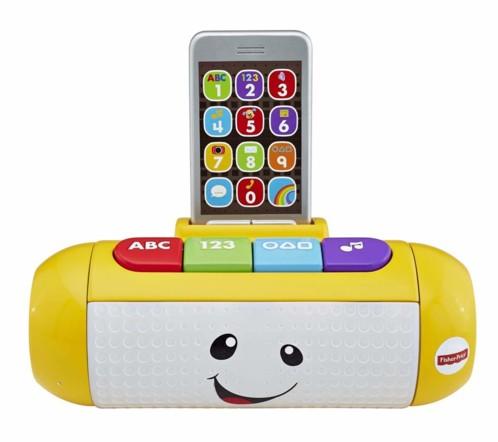 jouet eveil petite enfance fisher price station musicale dpl80 apprentissage sons et couleurs