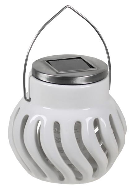 lampe anti insectes moustiques design en céramique avec fonctionnement  solaire sans piles 9cebece11166