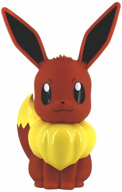 Lampe LED sans fil Pokémon Évoli