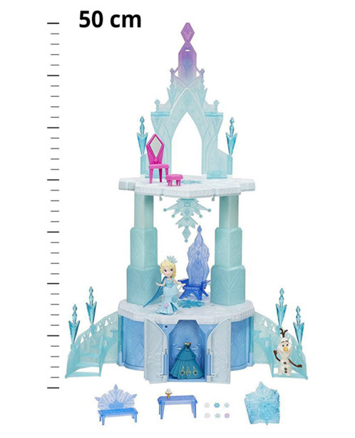 Le Palais des Glaces de la Reine des Neiges - 50 cm