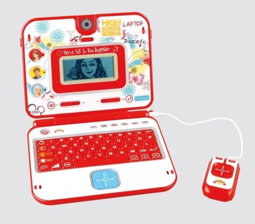 Mini ordinateur éducatif High School Musical par Lexibook