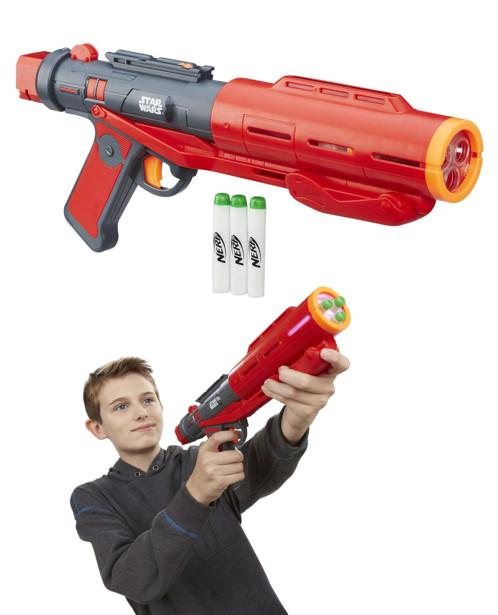 Pistolet Nerf Star Wars : Imperial Death Trooper Blaster Nerf