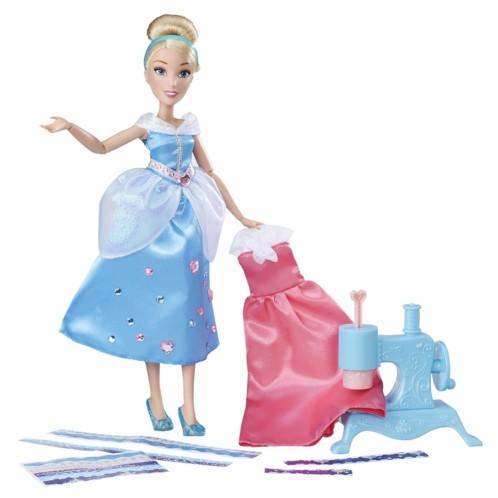 Poupée Disney Princess : Cendrillon Relooking