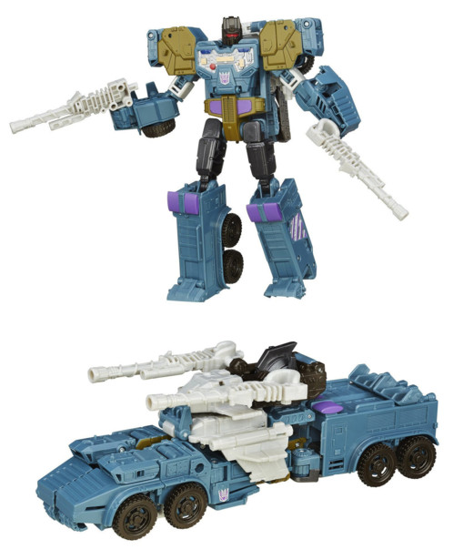 Robot Transformers Generations - Onslaught Hasbro