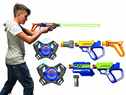 Set de laser game Advance Battle OPS Lazer M.A.D