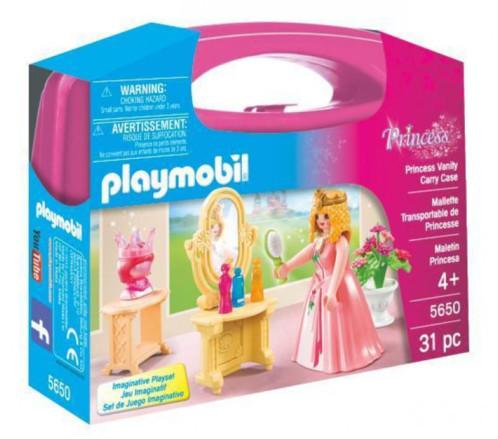 Valisette Princesse Playmobil 5650