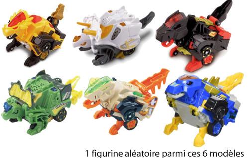 pack de jouets dino turbo avec phrases et cris de dinosaures