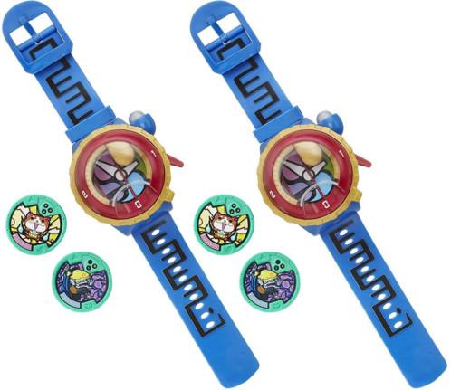 2 montres parlantes Yo-Kai Watch Modèle Zéro