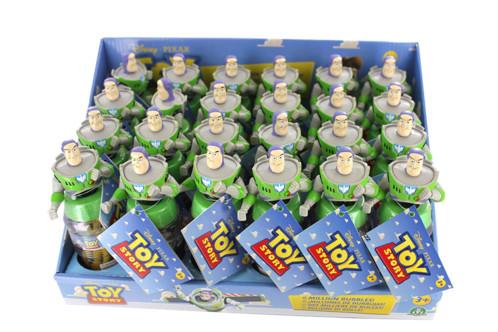 24 flacons à bulles Buzz l'Éclair de Toy Story
