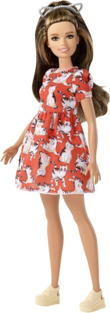 Barbie Mannequin Fashionistas FJF57.
