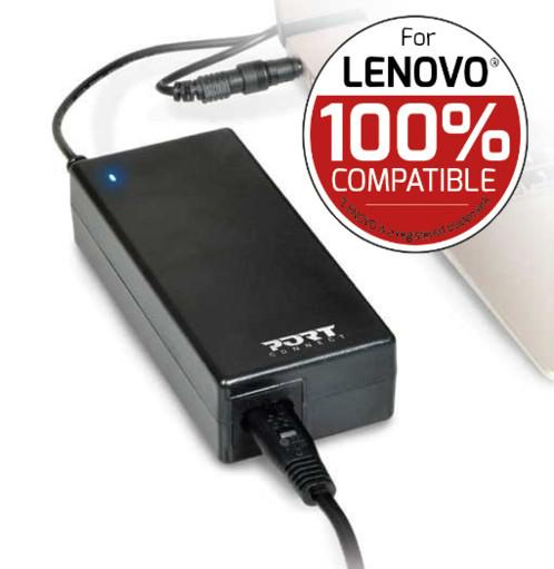 Bloc d'alimentation universel 90 W pour Lenovo