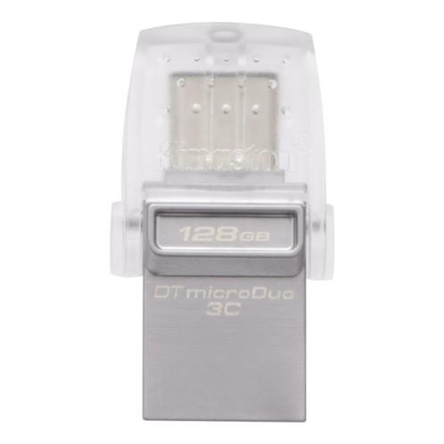 Clé USB DataTraveler microDuo 3C - 120 Go.