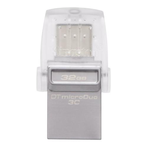 Clé USB DataTraveler microDuo 3C - 32 Go.