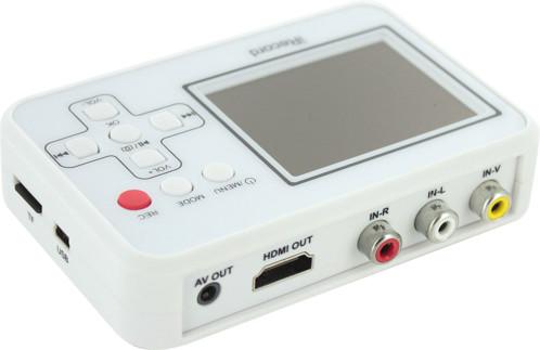 Convertisseur et enregistreur vidéo analogique / HDMI