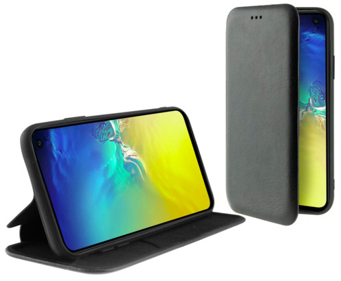 Coque de protection avec clapet folio pour Samsung Galaxy S10E