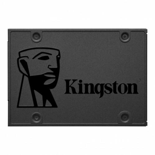 """Disque dur interne SSD 2,5"""" Kingston A400 960 Go."""
