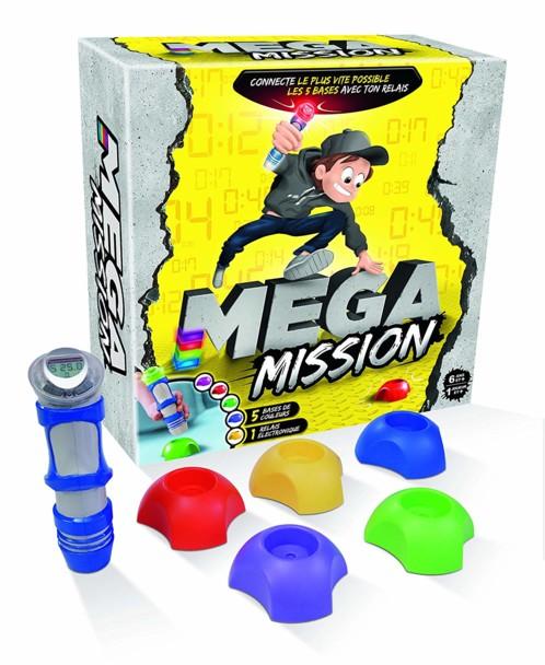 jeu de vitesse tf1 mega mission jeu d'exterieur et interieur enfants des 6 ans