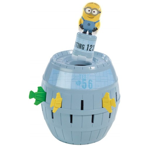Jeu Pop-Up Minions ! par Tomy.