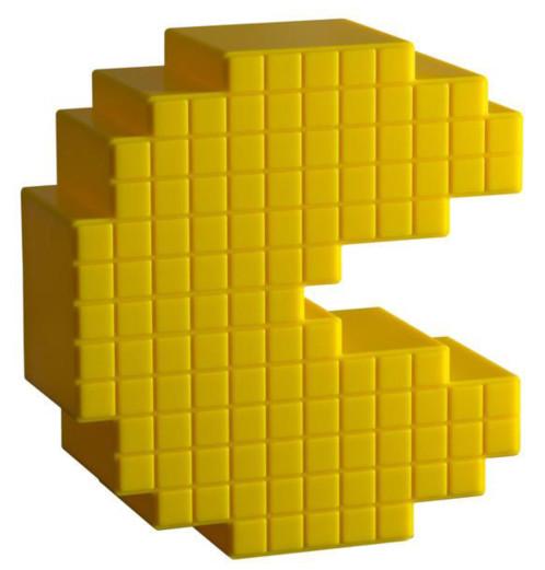 Lampe LED Pac-Man Pixel