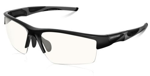lunettes anti lumiere bleu led pour gaming sur pc et écran plat Spirit of gamer sog pro retina