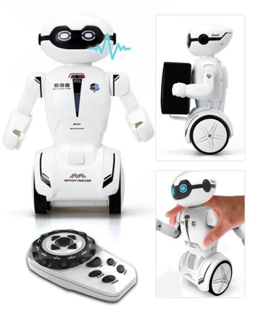 MacroBot le robot télécommandé Silverlit