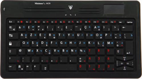 Mini clavier sans fil Français / Russe CL400FRU