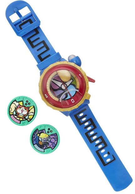 montre yokai yo kai watch saison 2 modèle zéro avec projection image mouvant lumineuse