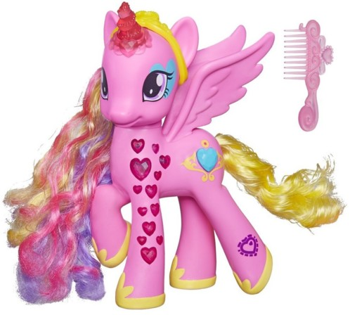 "My Little Pony : Princesse Cadance ""Cœurs lumineux"""